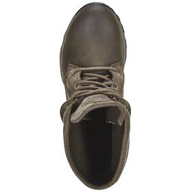 Columbia Cityside Fold Boots Women WP cordovan / mud